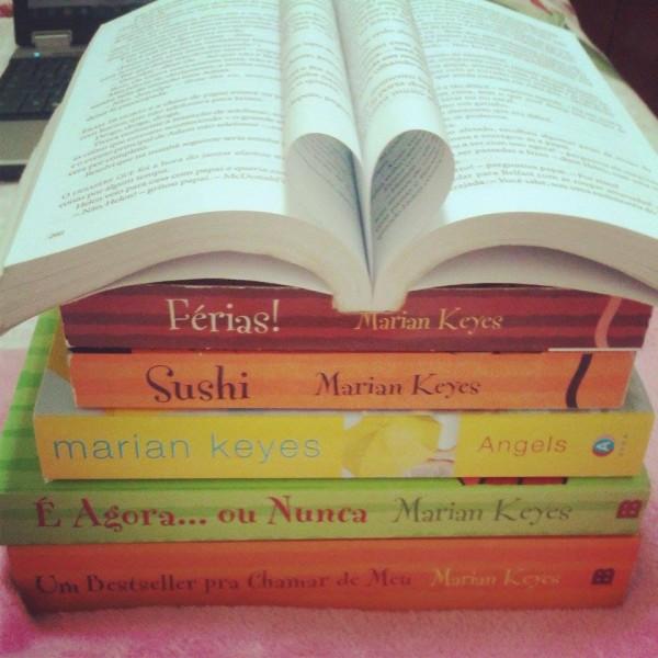 livros marian